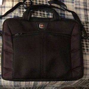 Swiss Laptop Bag Used